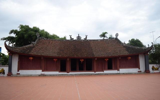 Bộ VHTTDL cho ý kiến về Dự án tu bổ, tôn tạo di tích đình Cẩm Quan, tỉnh Hưng Yên - Ảnh 1.