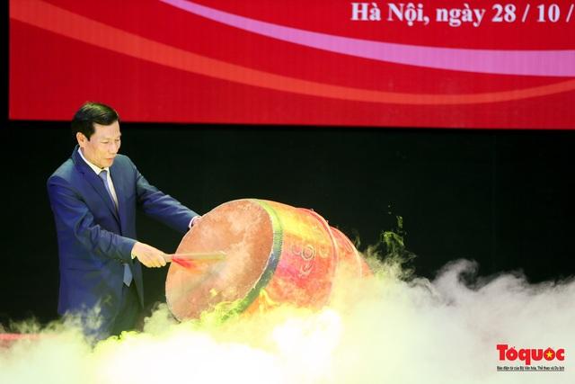 Đại học Văn hóa Hà Nội tiếp tục khẳng định là nơi đào tạo cán bộ văn hoá lớn nhất cả nước - Ảnh 7.