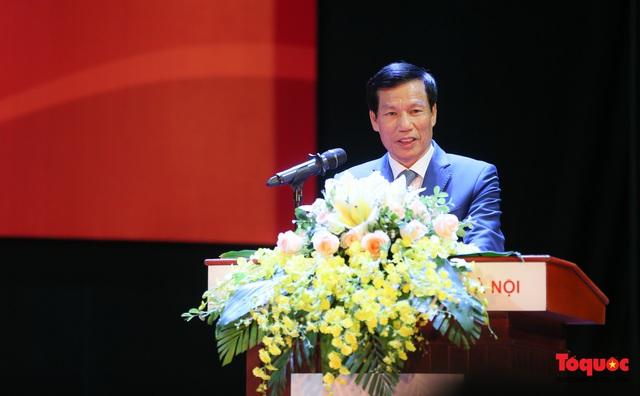 Đại học Văn hóa Hà Nội tiếp tục khẳng định là nơi đào tạo cán bộ văn hoá lớn nhất cả nước - Ảnh 5.