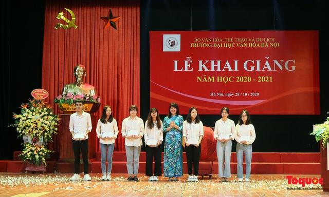 Đại học Văn hóa Hà Nội tiếp tục khẳng định là nơi đào tạo cán bộ văn hoá lớn nhất cả nước - Ảnh 10.