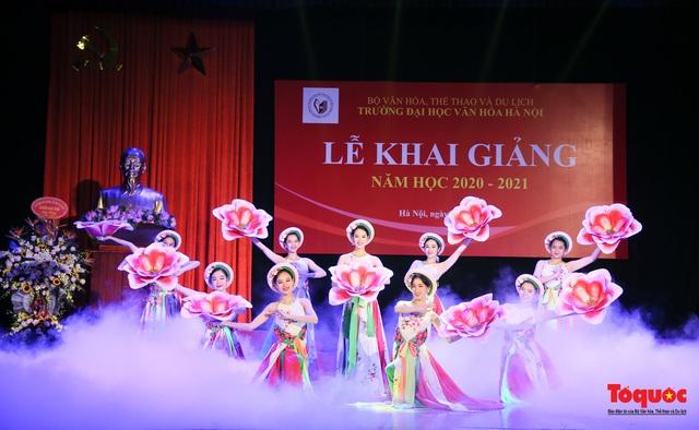 Đại học Văn hóa Hà Nội tiếp tục khẳng định là nơi đào tạo cán bộ văn hoá lớn nhất cả nước - Ảnh 1.