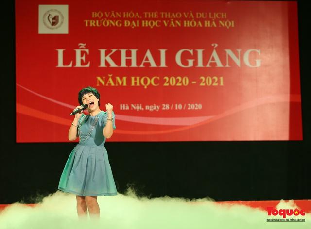 Đại học Văn hóa Hà Nội tiếp tục khẳng định là nơi đào tạo cán bộ văn hoá lớn nhất cả nước - Ảnh 13.