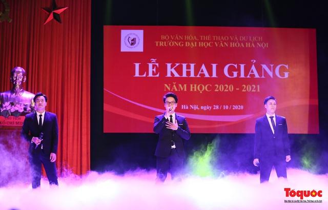 Đại học Văn hóa Hà Nội tiếp tục khẳng định là nơi đào tạo cán bộ văn hoá lớn nhất cả nước - Ảnh 12.