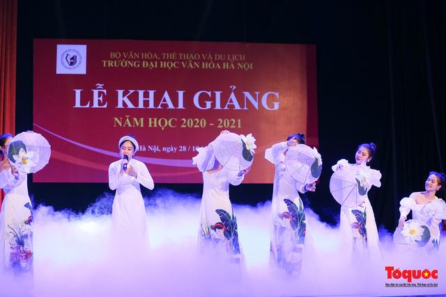 Đại học Văn hóa Hà Nội tiếp tục khẳng định là nơi đào tạo cán bộ văn hoá lớn nhất cả nước - Ảnh 11.