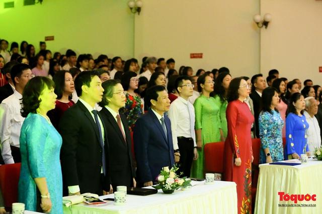 Đại học Văn hóa Hà Nội tiếp tục khẳng định là nơi đào tạo cán bộ văn hoá lớn nhất cả nước - Ảnh 2.