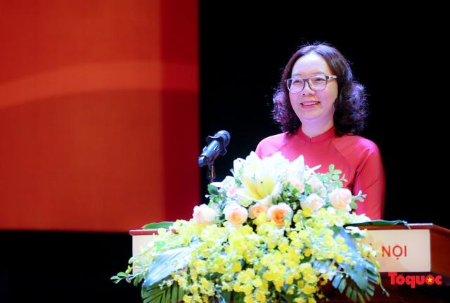 Đại học Văn hóa Hà Nội tiếp tục khẳng định là nơi đào tạo cán bộ văn hoá lớn nhất cả nước - Ảnh 8.