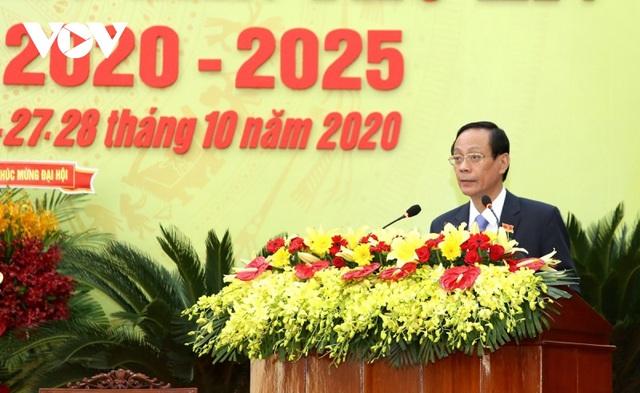 Bắc Kạn, Cà Mau, Thanh Hóa, Ninh Thuận có tân Bí thư Tỉnh ủy - Ảnh 2.