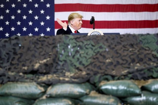 Mỹ rút quân khỏi Afghanistan: Kế hoạch trù bị dai dẳng và chưa có hồi kết - Ảnh 1.