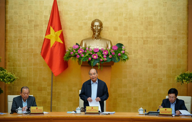 Thủ tướng: Kiên quyết thay, đổi cán bộ tiêu cực, không vì nhiệm vụ mà vì lợi ích nhóm trong đầu tư ODA - Ảnh 1.