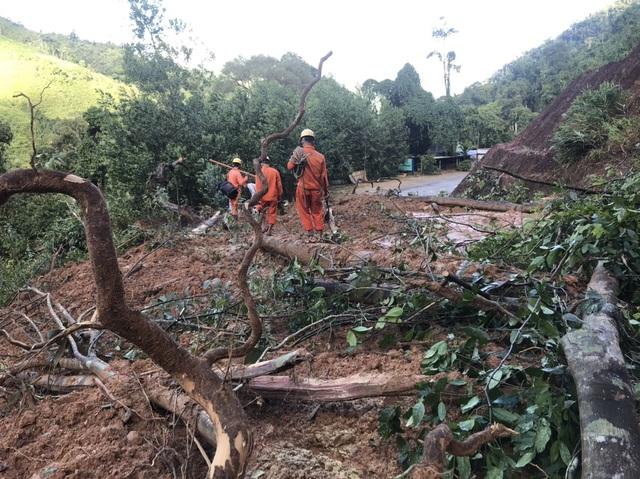 Cảnh báo lũ quét, sạt lở đất và ngập úng các tỉnh từ Thanh Hóa đến Quảng Bình, Quảng Nam - Ảnh 1.