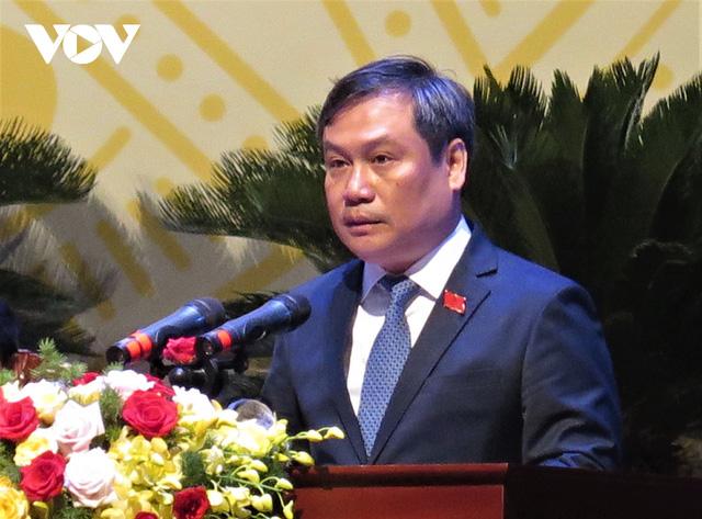 Cao Bằng, Quảng Bình có tân Bí thư Tỉnh ủy - Ảnh 1.
