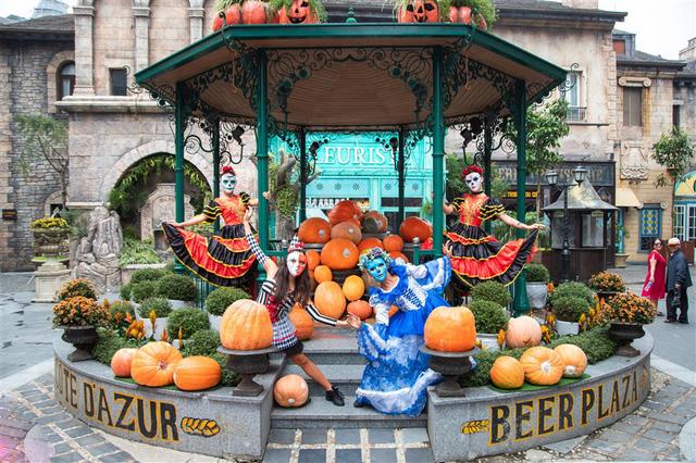 Sun World Ba Na Hills bật mí về một đêm tiệc Halloween đặc biệt nhất từ trước đến nay - Ảnh 2.