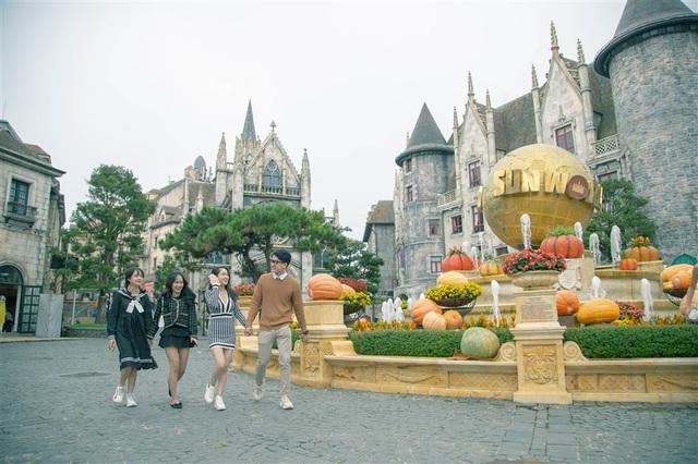 Sun World Ba Na Hills bật mí về một đêm tiệc Halloween đặc biệt nhất từ trước đến nay - Ảnh 3.