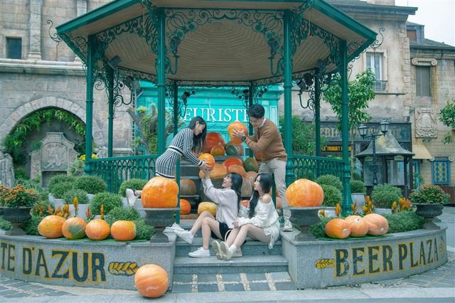Sun World Ba Na Hills bật mí về một đêm tiệc Halloween đặc biệt nhất từ trước đến nay - Ảnh 4.