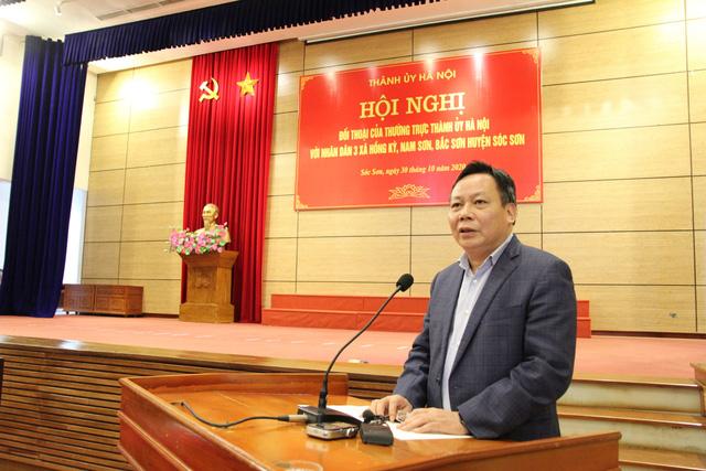 Phó Bí thư Thành ủy Hà Nội: Người dân phải hiểu chặn xe rác là hành vi vi phạm pháp luật - Ảnh 4.