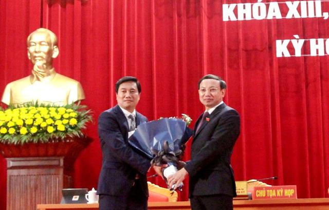 Thứ trưởng Bộ Xây dựng làm Chủ tịch UBND tỉnh Quảng Ninh - Ảnh 1.
