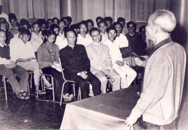 Bắc Ninh thực hiện lời dặn của Chủ tịch Hồ Chí Minh về rèn luyện đạo đức cách mạng - Ảnh 1.