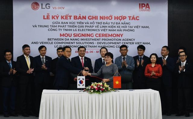 Tập đoàn LG xác định Đà Nẵng là cứ điểm để thành lập Trung tâm nghiên cứu và phát triển công nghệ thông tin  - Ảnh 1.