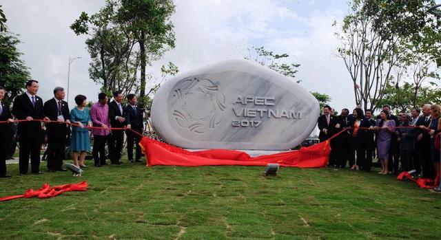 Đà Nẵng khởi công công trình Vườn tượng APEC mở rộng - Ảnh 2.