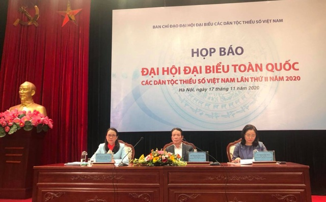 1500 đại biểu tham dự Đại hội đại biểu toàn quốc các dân tộc thiểu số lần thứ II - Ảnh 1.