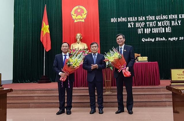 Tân Chủ tịch UBND tỉnh Quảng Bình là ai? - Ảnh 1.