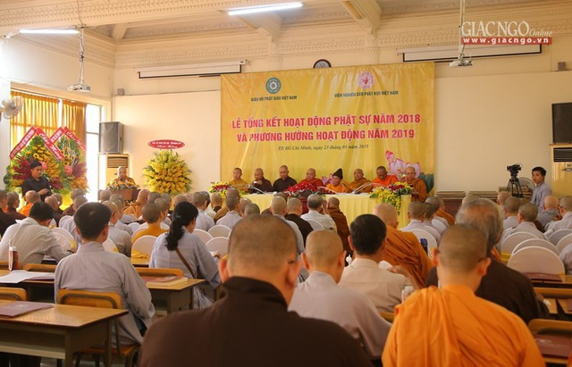 Tổ chức Hội thảo kỷ niệm 30 năm thành lập Phân viện Nghiên cứu Phật học Việt Nam tại Hà Nội và Tạp chí Nghiên cứu Phật học - Ảnh 2.