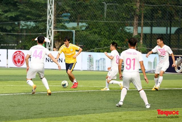 Dàn sao đình đám của bóng đá và showbiz Việt góp mặt ở giải đấu từ thiện vì miền Trung - Ảnh 19.