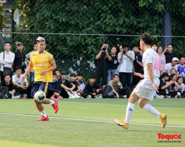 Dàn sao đình đám của bóng đá và showbiz Việt góp mặt ở giải đấu từ thiện vì miền Trung - Ảnh 18.