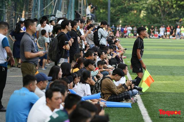 Dàn sao đình đám của bóng đá và showbiz Việt góp mặt ở giải đấu từ thiện vì miền Trung - Ảnh 10.