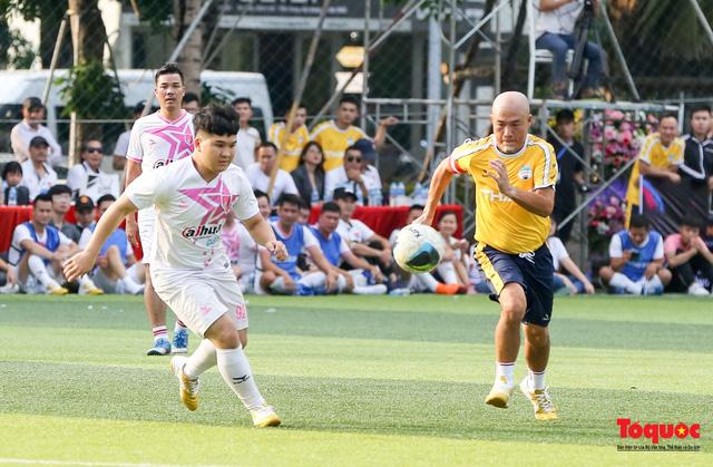 Dàn sao đình đám của bóng đá và showbiz Việt góp mặt ở giải đấu từ thiện vì miền Trung - Ảnh 15.