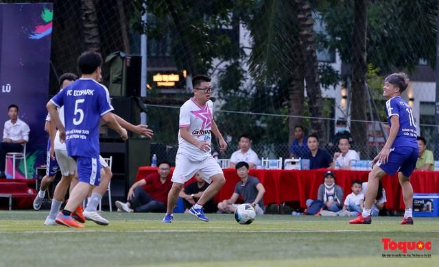 Dàn sao đình đám của bóng đá và showbiz Việt góp mặt ở giải đấu từ thiện vì miền Trung - Ảnh 13.