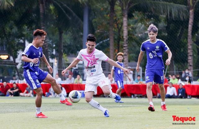 Dàn sao đình đám của bóng đá và showbiz Việt góp mặt ở giải đấu từ thiện vì miền Trung - Ảnh 11.