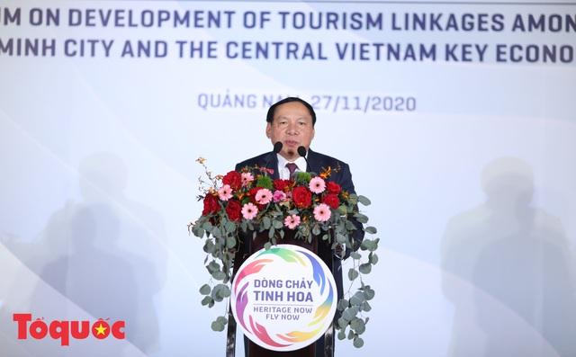 Du lịch muốn phát triển bền vững thì phải liên kết với nhau - Ảnh 1.