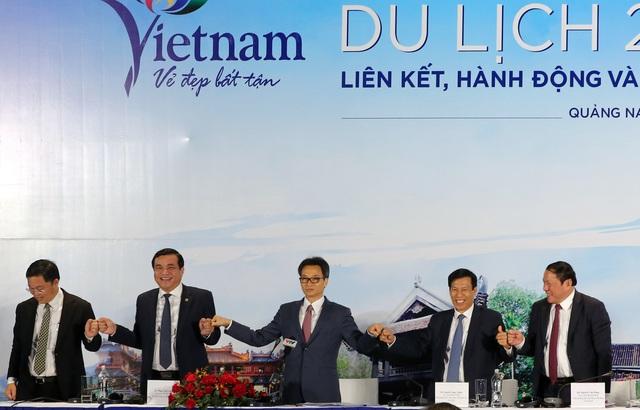 """""""Nắm chặt tay nhau cùng hành động, vì sự phát triển của du lịch Việt Nam"""" - Ảnh 2."""