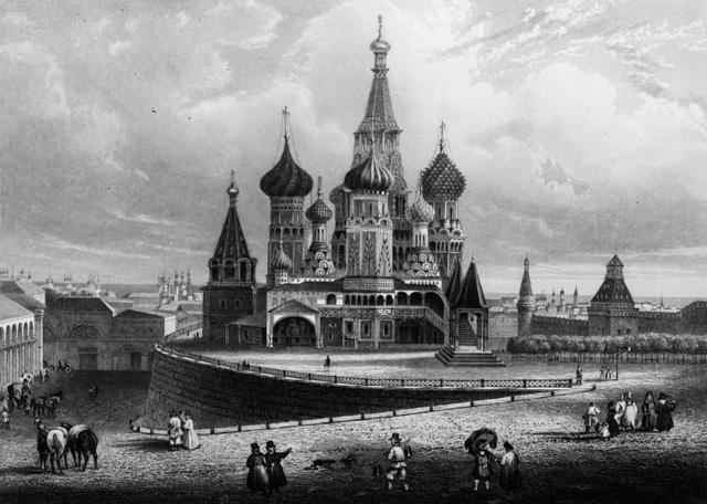 Hé lộ bí mật kiệt tác kiến trúc Nga làm nên biểu tượng văn hóa đất nước - Ảnh 3.