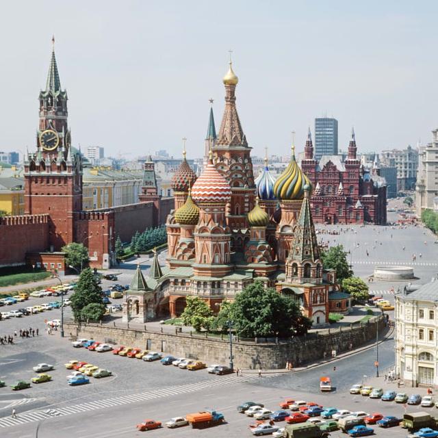 Hé lộ bí mật kiệt tác kiến trúc Nga làm nên biểu tượng văn hóa đất nước - Ảnh 2.