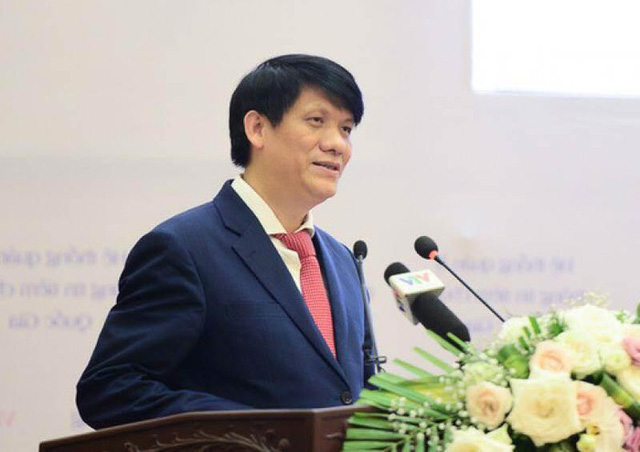 Ông Nguyễn Thanh Long Thủ tướng được điều động, quay về làm Thứ trưởng Bộ Y tế - Ảnh 1.