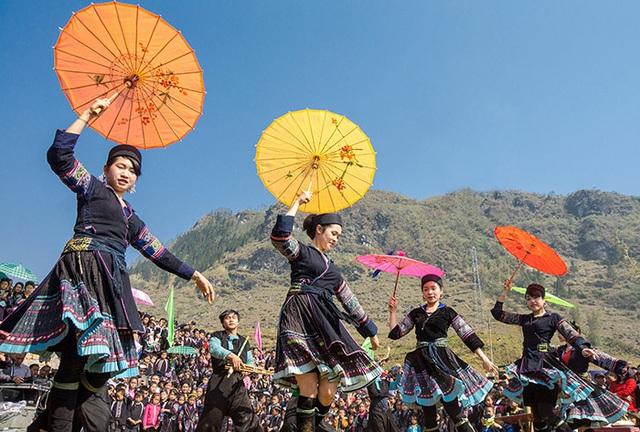 Phục dựng, bảo tồn 7 lễ hội truyền thống các dân tộc thiểu số trong năm 2020 - Ảnh 1.