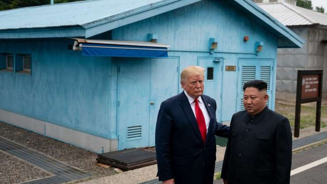 """Giải mã tình thế """"trống đánh xuôi, kèn thổi ngược"""" tại Washington về chính sách Triều Tiên trước bầu cử Mỹ - Ảnh 2."""