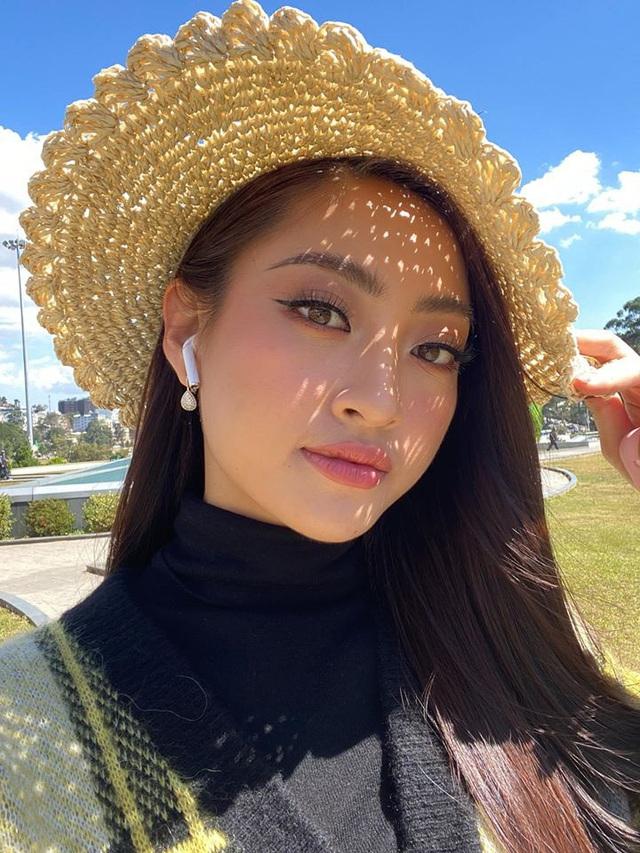 Hoa hậu Lương Thùy Linh kể chuyện ý định mua túi hiệu 50 triệu và cái kết bất ngờ - Ảnh 1.