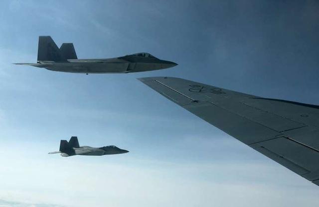Nga phản ứng mạnh hoạt động không quân Mỹ tại Na Uy - Ảnh 1.
