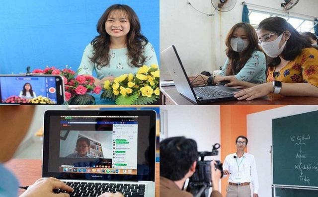 Sớm công nhận kết quả học tập trực tuyến như học tập trực tiếp - Ảnh 1.