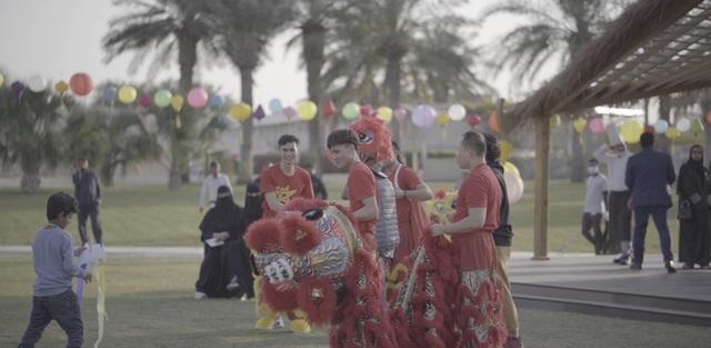 Giới thiệu nét văn hóa đặc sắc Việt Nam đến người dân Ả rập Xêút - Ảnh 1.
