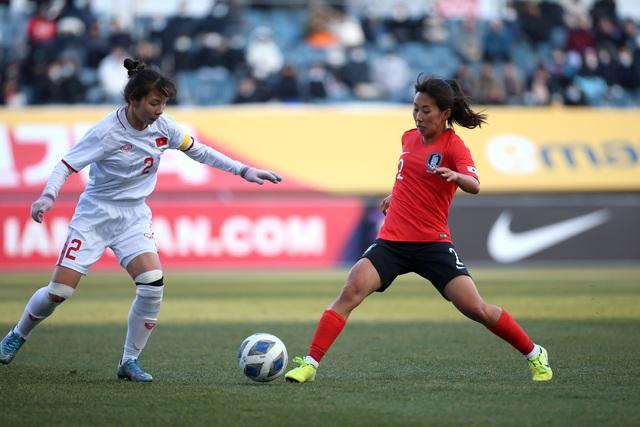 ĐT nữ Việt Nam chốt danh sách cầu thủ chơi trận play-off vòng loại Olympic 2020 - Ảnh 1.