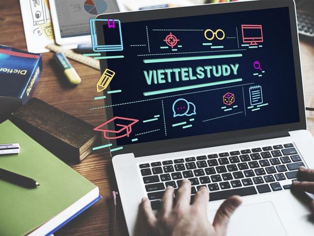 Dạy học trực tuyến: 40.000 trường có thể dạy học từ xa qua hệ thống ViettelStudy - Ảnh 1.