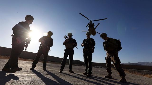 Tín hiệu đầy hi vọng giữa Mỹ và Taliban - Ảnh 1.