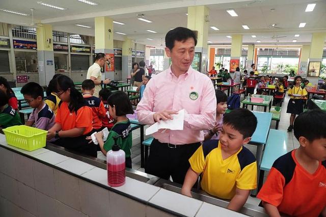 Singapore không có kế hoạch đóng cửa trường học vì dịch Covid-19 - Ảnh 1.