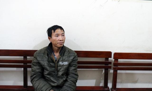 Nghệ An: CSGT tóm gọn đối tượng vận chuyển ma túy, mang 2 chai xăng để phi tang - Ảnh 1.