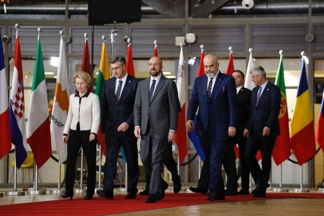 """Châu Âu """"thẳng thắn"""" với khu vực Balkan về con đường gia nhập EU - Ảnh 1."""