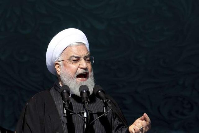 Mỹ - Iran tiếp tục thổi bùng căng thẳng sức ép Trung Đông - Ảnh 1.